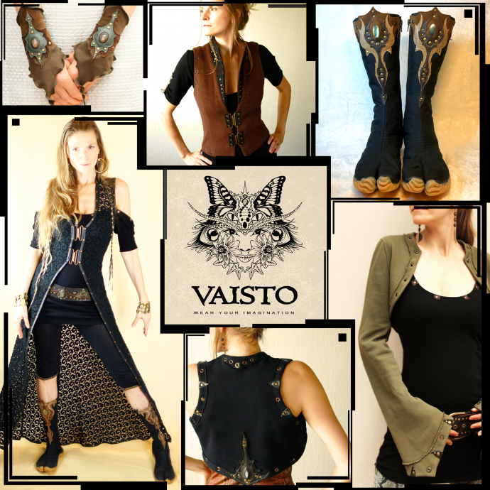Vaisto - Wear your imagination
