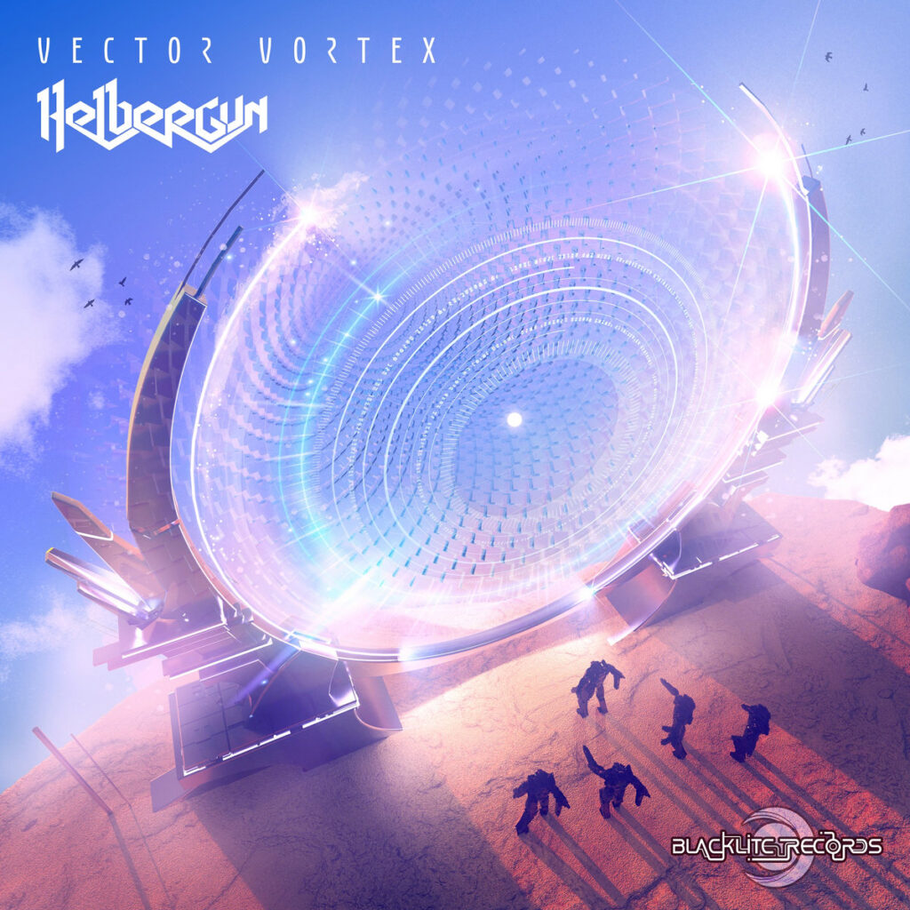 Helber Gun - Vector Vortex (Blacklite Records)