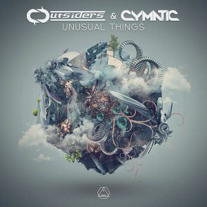 Outsiders & Cymatic - Unusual Things (Sacred Technology Records)