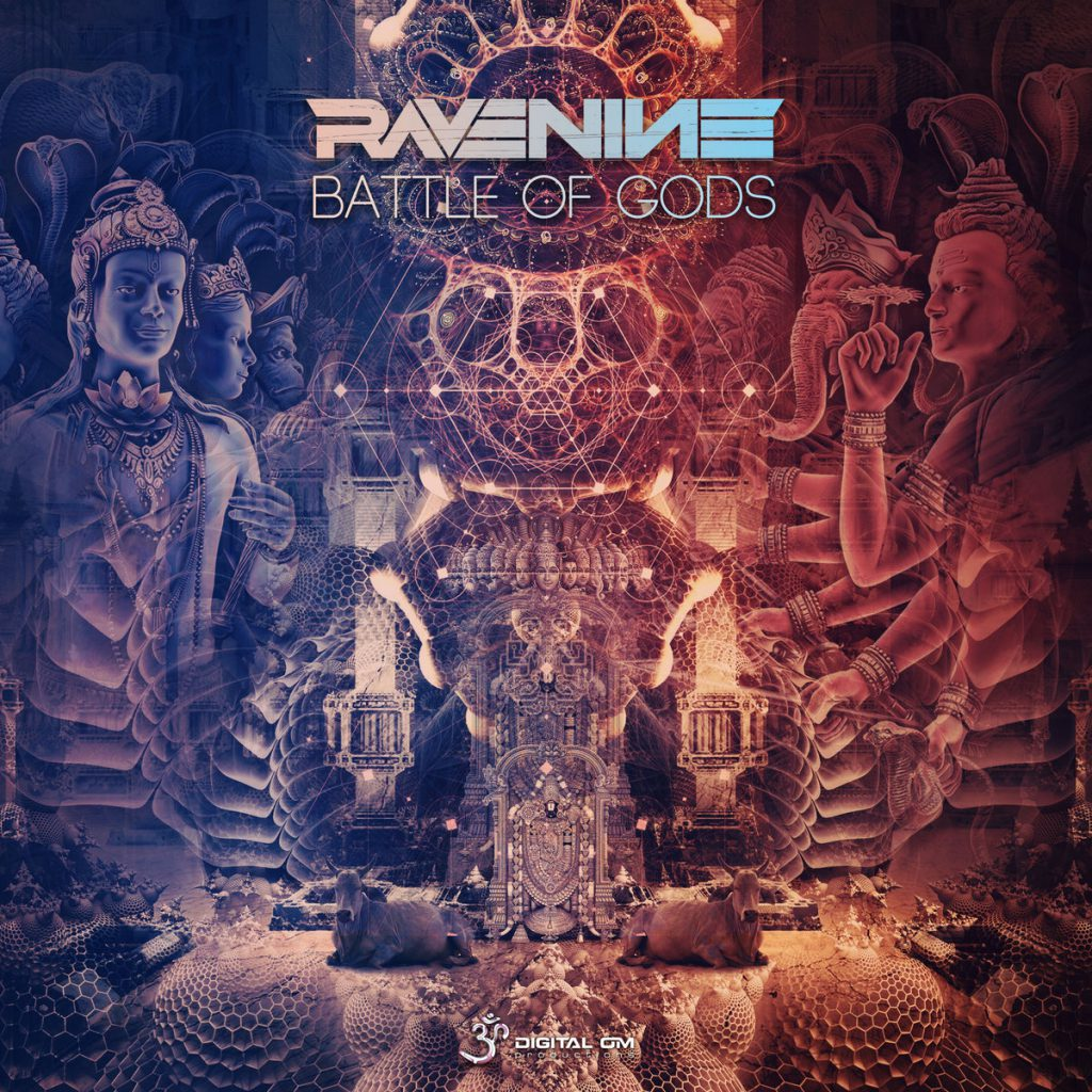 Rave Nine - Battle of Gods (Digital Om Productions)