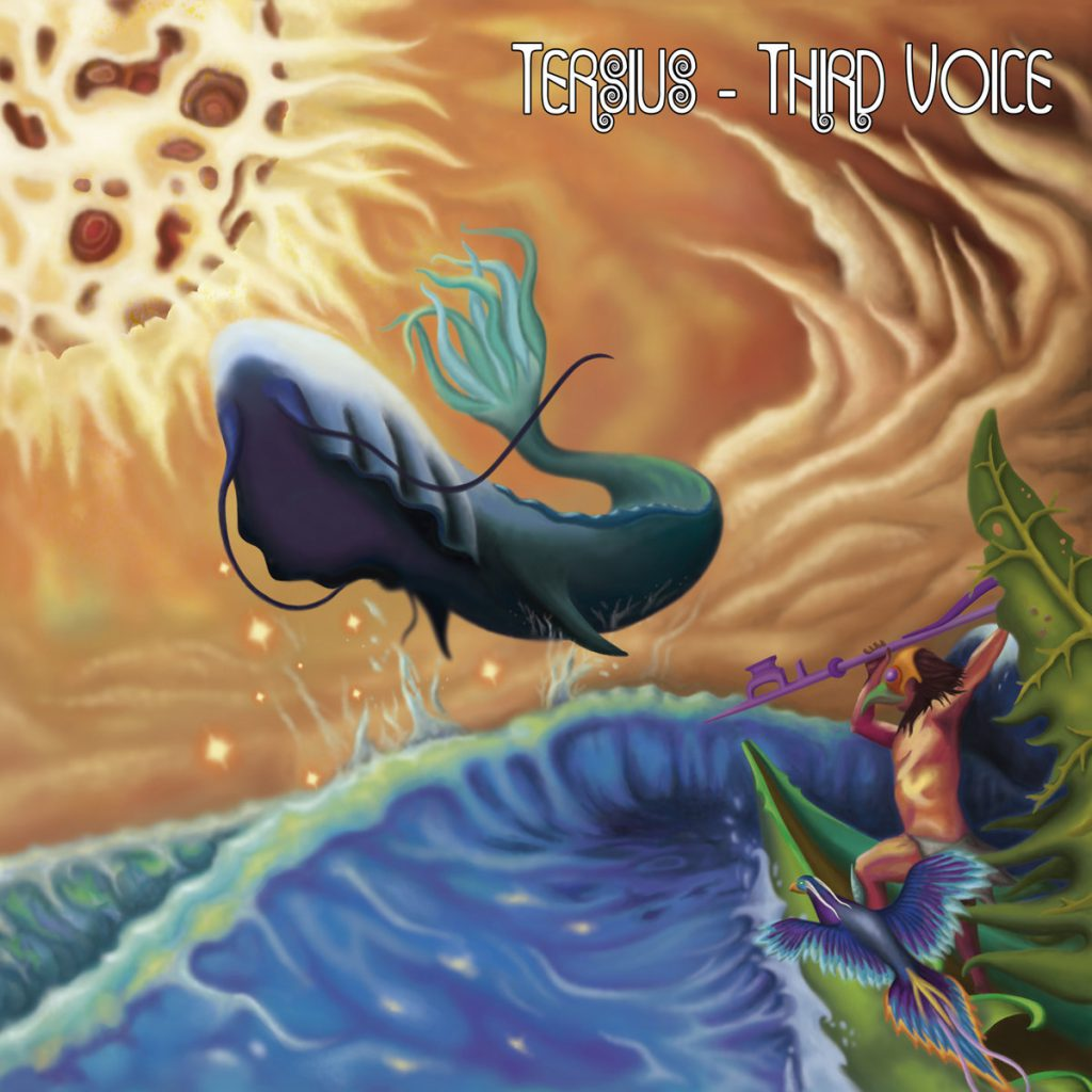 Tersius - Third Voice (Vantara Vichitra Records)