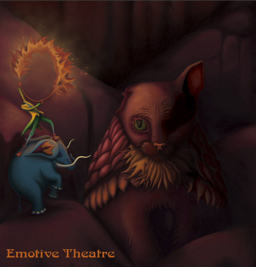 V.A. - Emotive Theatre (Vantara Vichitra Records)