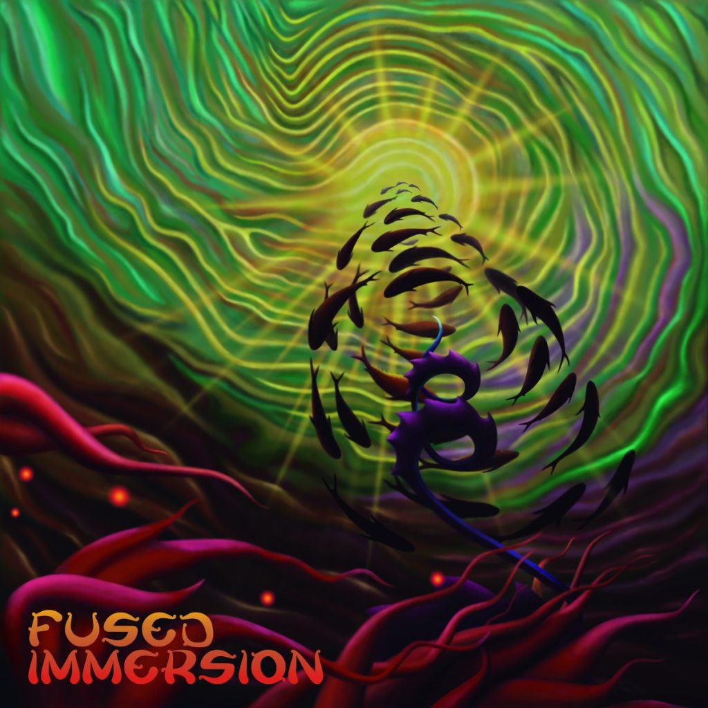 V.A. - Fused Immersion (Vantara Vichitra Records)