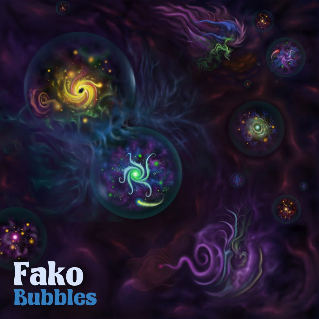 Fako - Bubbles (Vantara Vichitra Records)