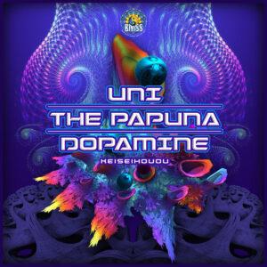 UNI, The Papuna & Dopamine - Keiseihouou (BMSS Records)