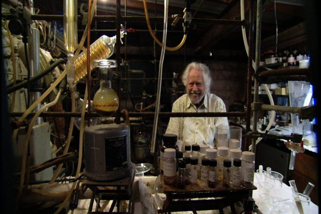 Dirty Pictures - Alexander Shulgin